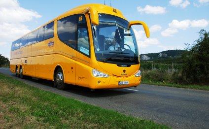 Bus: Company RegioJet Bus: