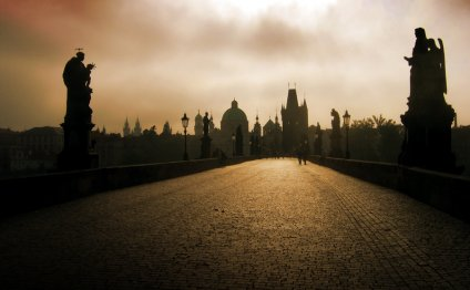 Charles Bridge - On Charles