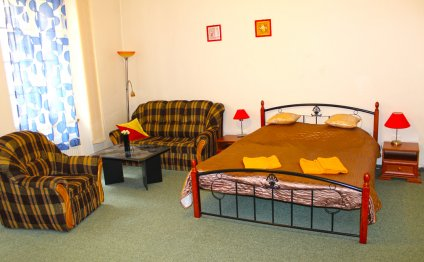 Cheap accommodation in Prague