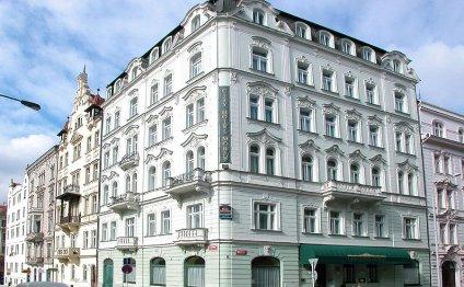 City Hotel Moran in Prague