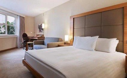 Hilton Ue Otel , Prag