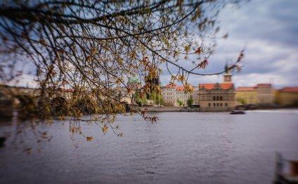 Is Prague safe near Charles