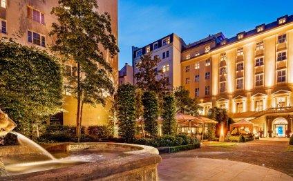 The Grand Mark Prague Hotel