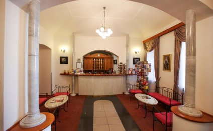 Orion Hotel Hotel Bar