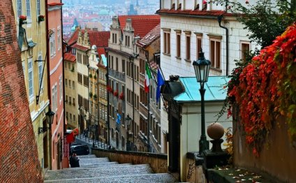 Information on Prague s