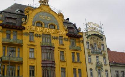 Grand europa hotel, prague