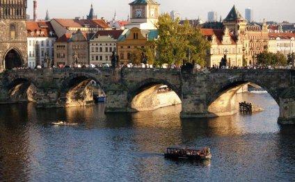 Prague Hotels - Cheap Hotels