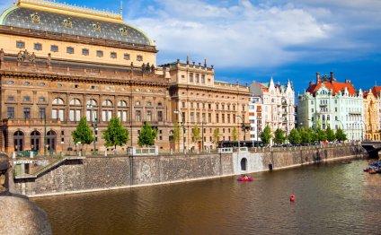 Prague-Tourist