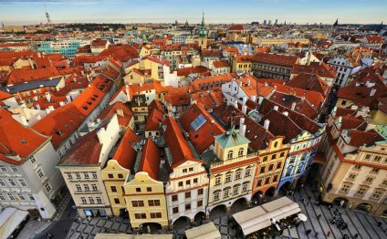 Prague weather - Met Office