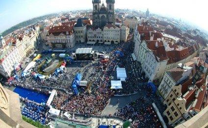 Volkswagen Maraton Praha 2015