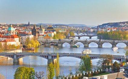 Spring in Prague