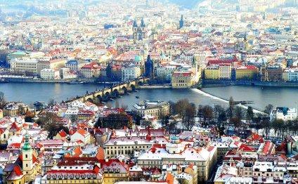 Winter Prague by FairyT