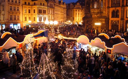 Trips to Prague Christmas markets