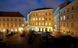 Charles Bridge Palace Hotel Prague