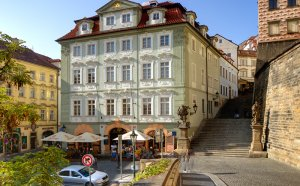 Golden star Hotel Prague