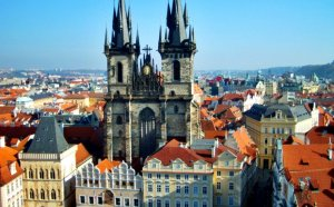 Prague Czech Republic Tourism