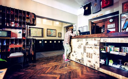 Prague best hostels