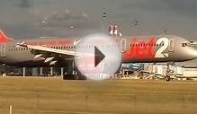Jet2 757-200 | Landing Take off | 24 Prague by Tadeas Hejma