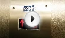 Kone Traction Elevator at Hotel City Centre in Prague