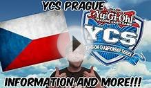 YCS PRAGUE 2016 INFORMATION AND MORE! SO EXCITED